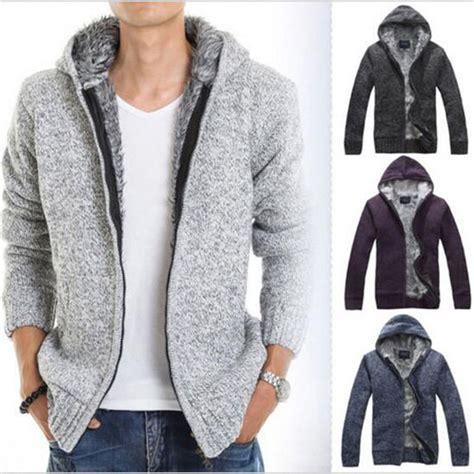 Jaket Sweater Zipper Hoodie Martin Garix hooded wool sweater baggage clothing