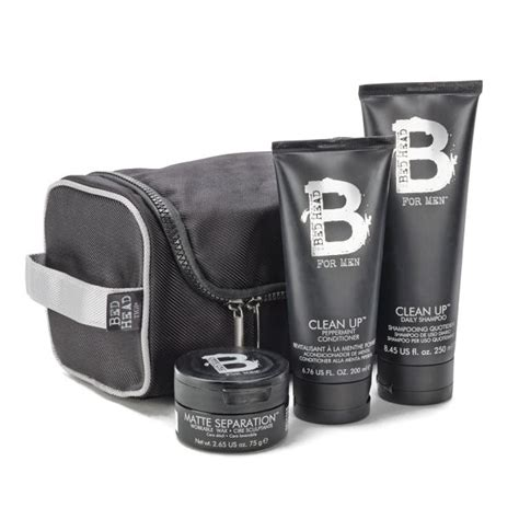 bed head for men tigi bed head for men player gift set free delivery