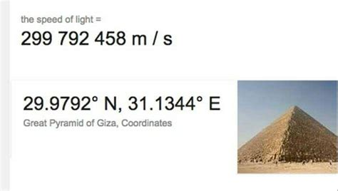 Speed Of Light Pyramid by Great Pyramid Of Giza Decoded