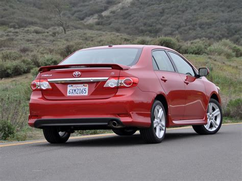 2013 Toyota Corolla Review 2013 Toyota Corolla Test Drive Review Cargurus