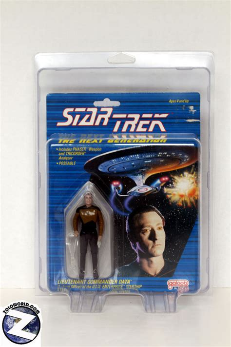 figure protective cases protective for 3 3 4 trek tng figures protective