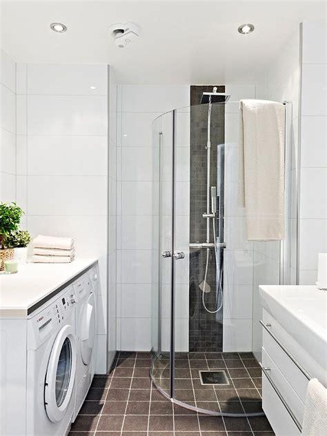 shower laundry combo   idea  floor  ceiling