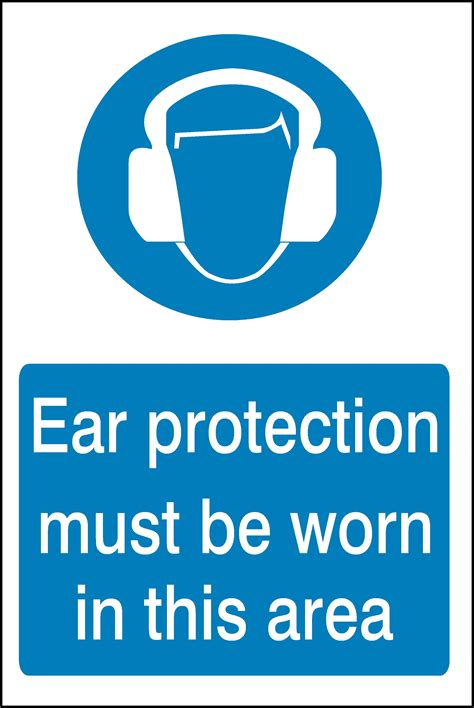 ear protection ear protection crewe mc signs