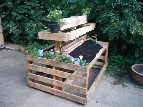 garten paletten 25 ways of how to use pallets in your garden