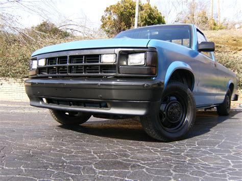 91 Dodge Dakota Project Baby Blue My 91 Dodge Dakota Stanceworks