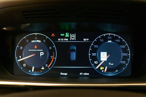 2015 range rover dashboard 2015 land rover range rover supercharged stock p239099a