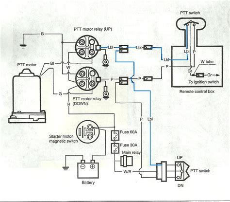 jackplate wiring diagram wiring diagrams