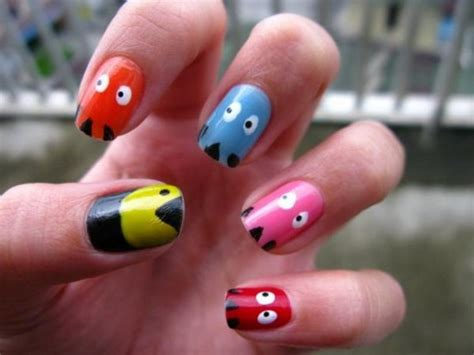 google nails design nail designs kid nails google eyes design nail polish