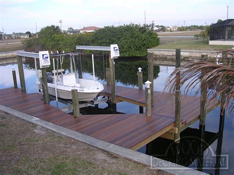 boat dock decking material decking materials dock decking material