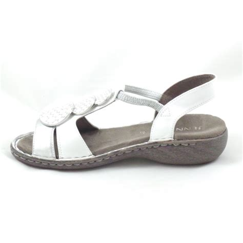 white and silver sandals white and silver leather open toe sandal