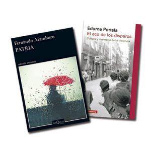 edurne portela el eco de los disparos cultura y memoria de la violencia el imparcial vida nueva la literatura arrincona a eta
