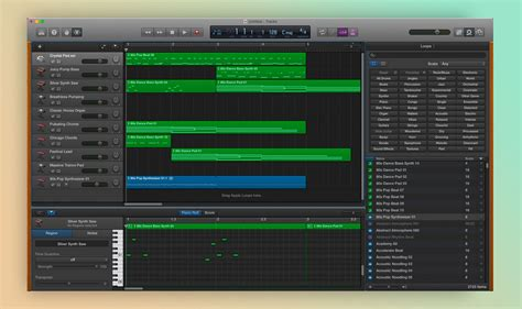 Garageband Daw Garageband Daw 28 Images Garageband Daw Updated To V10