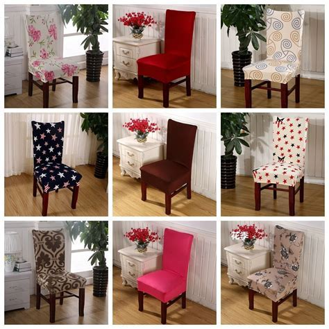 Dining Room Wedding Banquet Chair Cover Party Decor Seat