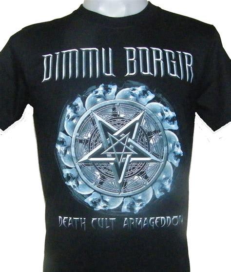 Dimmu Borgir 6 T Shirt dimmu borgir t shirt cult armageddon size l roxxbkk