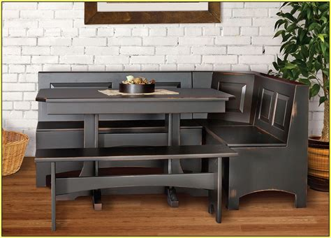Corner Kitchen Furniture Breakfast Nook Furniture With Storage Hostyhi