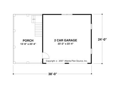 car porch dimensions garage loft plans two car garage loft plan with covered