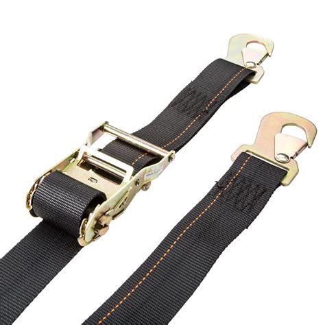 ratchet straps 2 quot x 6 ratchet tie downs with snap hooks discount rs