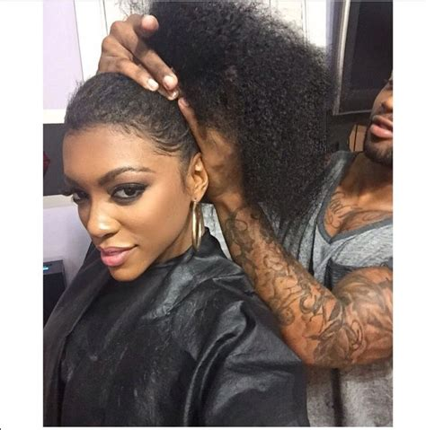porsha real housewives hair 17 best images about celeb real hair on pinterest hair