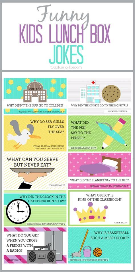 printable lunchbox jokes funny kids lunch box jokes lunch box jokes kids lunch