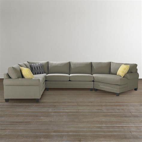 sensational sofas germantown bassett cuddler sectional 28 images bassett 3849 lsect