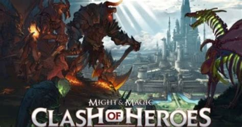 might and magic clash of heroes apk might magic clash of heroes apk obb android
