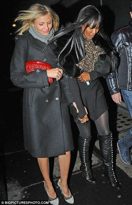 Ahhh The Divas Bff Kate Moss The Does by New Bff Cbell Cameron Diaz Lives It Up In