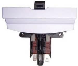 Frigidaire Dishwasher Latch Repair Electrolux Frigidaire 154434101 Dishwasher Door Latch