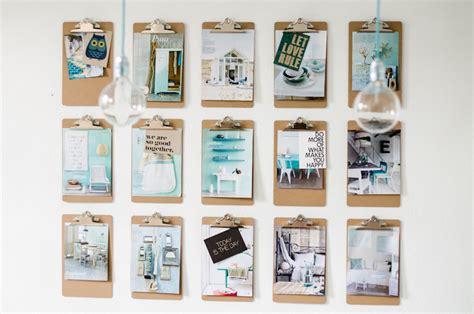 home interior design do it yourself diy klemborden aan de wand stijlvol styling woonblog