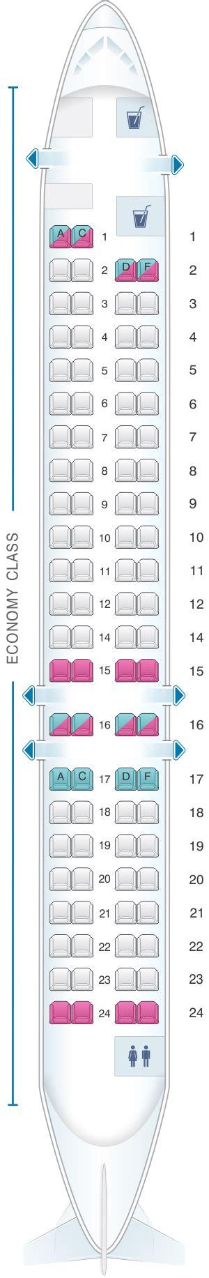 canadair regional jet seating seat map iberia regional air nostrum crj 900 seatmaestro