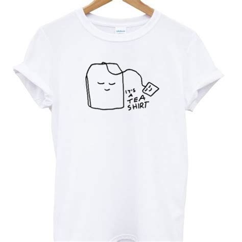 S A S Tshirt it s a tea shirt unisex t shirt