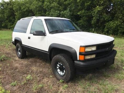 how to fix cars 1994 chevrolet blazer regenerative braking chevrolet blazer in michigan for sale used cars on buysellsearch