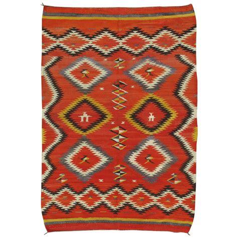 american wool rugs antique navajo blanket rug handmade wool rug color for sale at 1stdibs