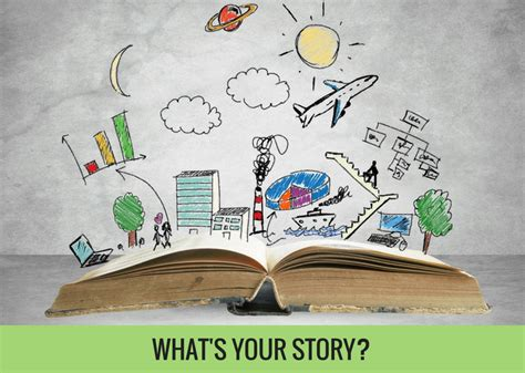 Whats Your Story by What S Your Story The Lifestyle Marketer