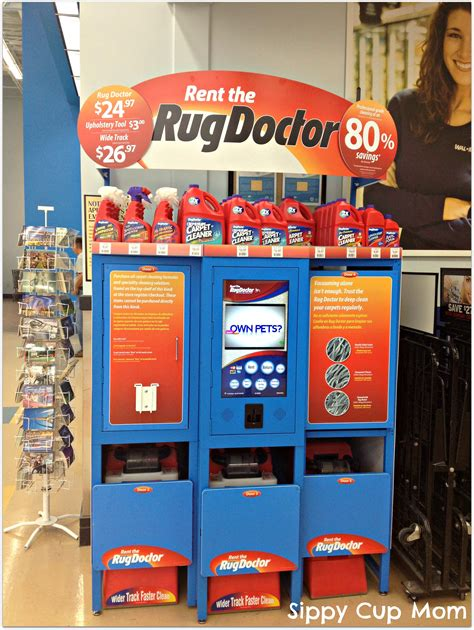 rug doctor coupons walmart how to rent a rug doctor sippy cup