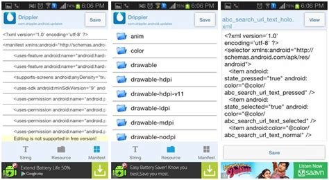 how to edit apk source code apk editor how to edit apk files on android