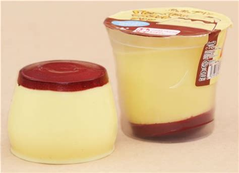 Squishy Puding By Squishy Cuici yellow pompompurin pudding squishy kawaii food