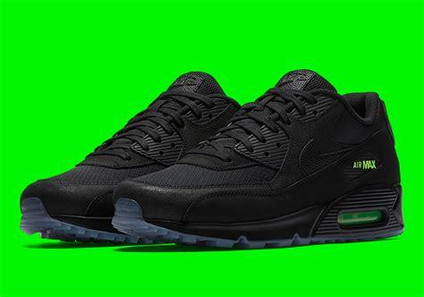 Jaket Vans Volt Black nike air max 90 quot black volt quot aq6101 001 release info sneakernews