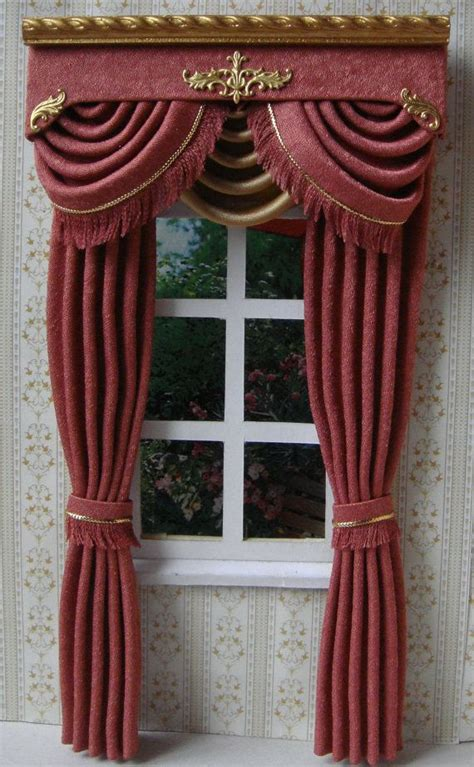 how to make dollhouse curtains 1000 images about needs on pinterest miniature