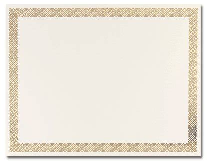 greatpapers templates great papers twinkle gold foil certificate 8 5 x 11