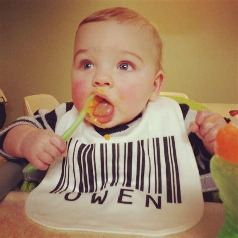 Bib Baby barcode baby bibs by