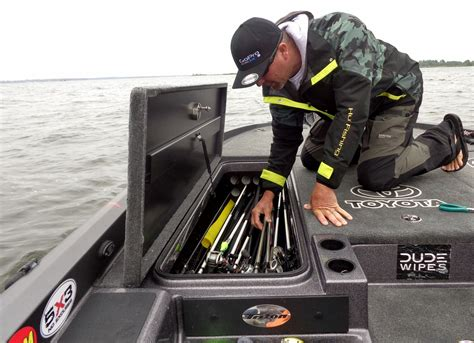 Toyota Bass Fishing The Calm And The Before The 2015 Toyota Bass