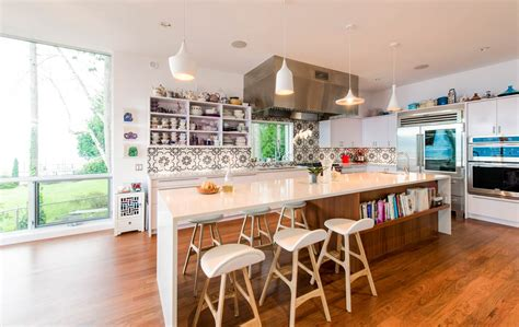 Kitchens With An Island the multiple roles of the kitchen island build blog