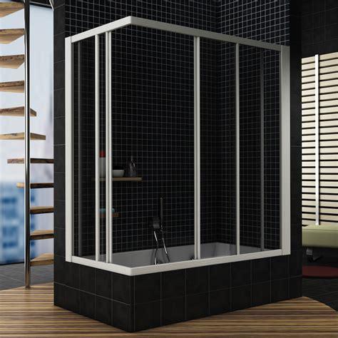 parete bagno parete vetro vasca da bagno vasca da bagno teuco con box