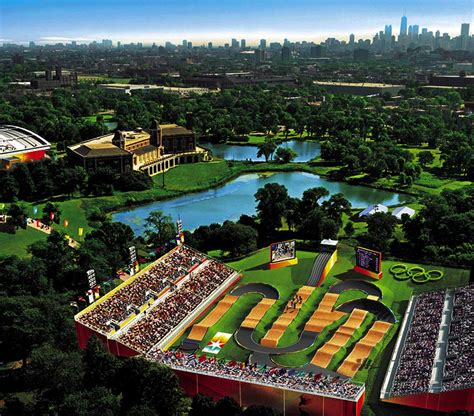 lincoln park archery chicago s bid for the 2016 olympic venue locations