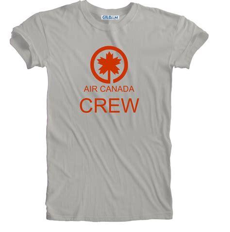 T Shirt Air Canada new retro vintage aviation air canada crew t shirt sizes