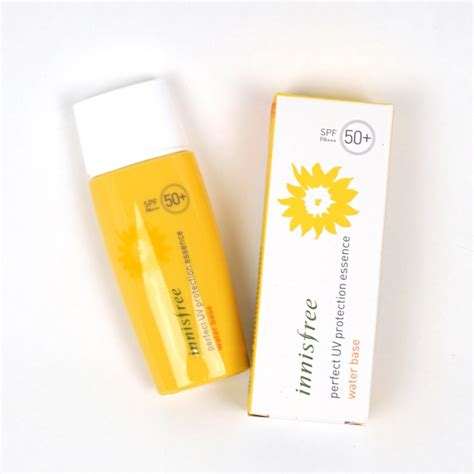 Nnisfree Uv Protection innisfree uv protection essence water base review