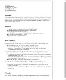 Dermatology Assistant Sle Resume by Professional Dermatology Templates To Showcase Your Talent Myperfectresume