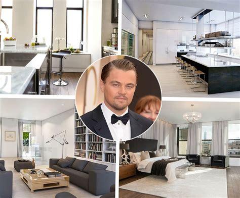 leo dicaprio house leonardo dicaprio celebrity net worth salary house car
