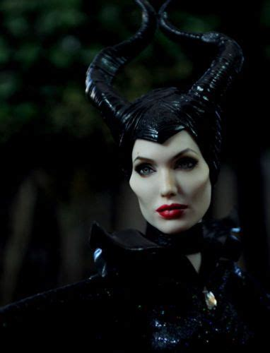 Details Of Angelinas Will by Details About Ooak As Disney S Maleficent