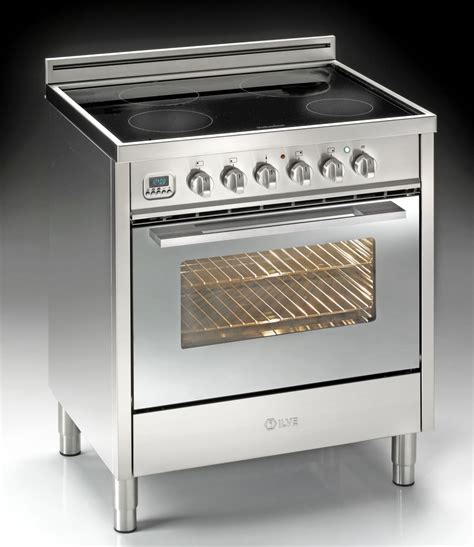 induction stoves 30 quot induction range ilve appliances
